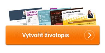 Zivotopis Formular K Vyplneni